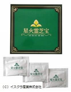 星火霊芝宝 価格 60包 ¥47,000(税抜)